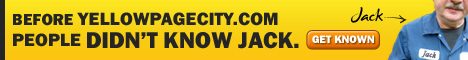 Clearwater Yellow Pages Banner