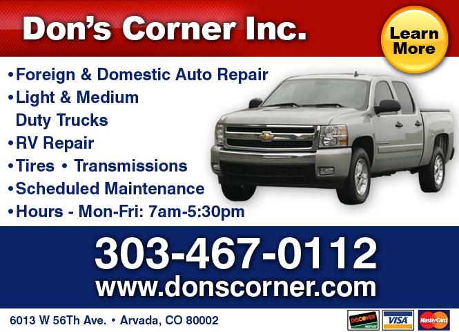 Mechanics Denver Co Auto Repair in D...