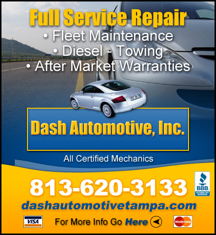 Dash Automotive Inc. - Tampa, FL