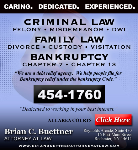 Brian Buettner Attorney At law - Rochester, NY