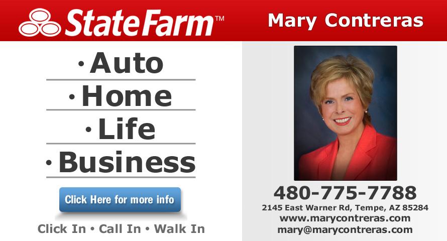 Mary Contreras - State Farm Insurance Agent - Tempe, AZ