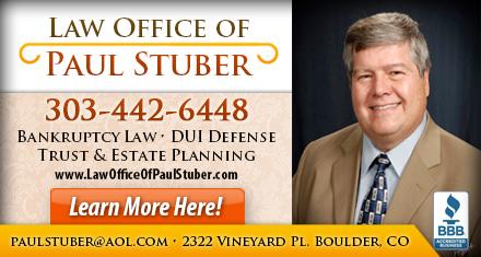 The Law Office of Paul Stuber - Boulder, CO