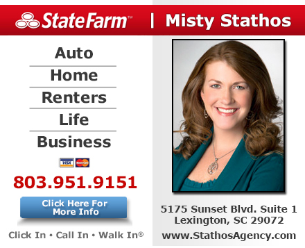 State Farm Insurance - Lexington, SC