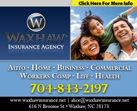 Waxhaw Insurance Inc - Waxhaw, NC