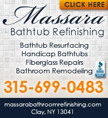 Phil Massara Bathtub Refinish - Clay, NY