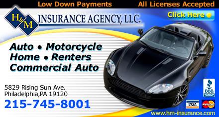 H & M Insurance Agency LLC - Philadelphia, PA