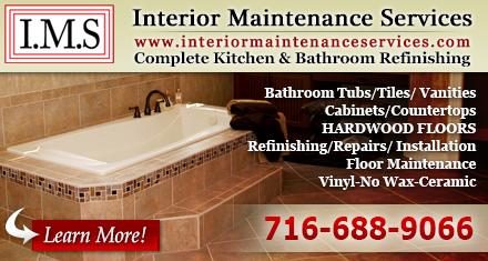 Bathroom Remodeling In Buffalo NY