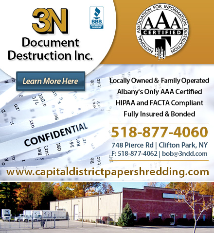 Paper shredding in hudson ny for Document shredding richmond va