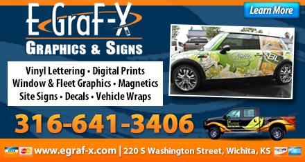 EgraFX Signs Wichita KS - Custom vinyl decals wichita ks