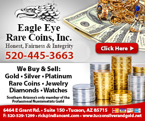 Eagle Eye Rare Coins, Inc.