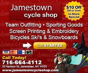 Jamestown Cycle Shop