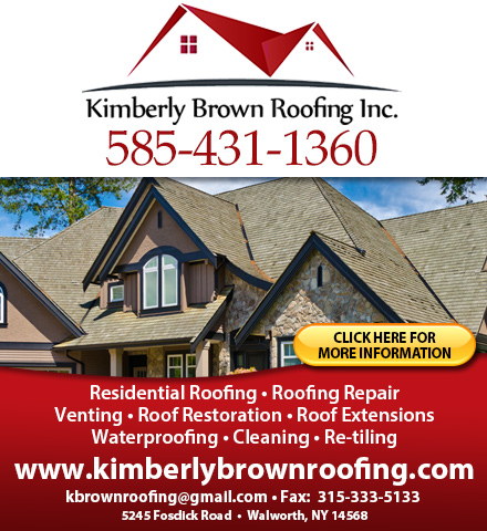 Roofing Contractors In Rochester Ny