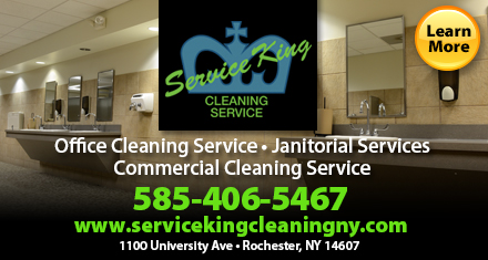 C & C Cleaning Service Banner