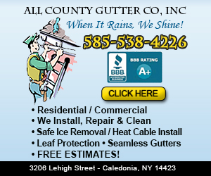 All County Gutter Company, Inc.
