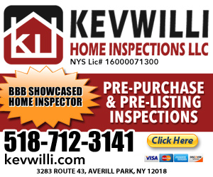 KEVWILLI Home Inspections LLC