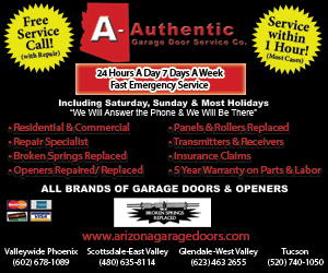A-Authentic Garage Door Service Co.