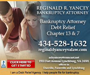 Reginald R Yancey, Bankruptcy Attorney