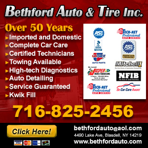 Bethford Auto & Tire Inc.