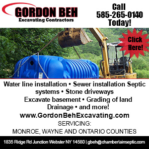 Gordon Beh Excavating Contractors, Inc