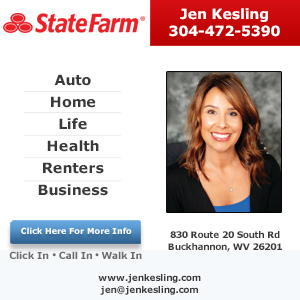 Jenny Garton State Farm Insurance Agent In Buckhannon Wv Yellow Pages